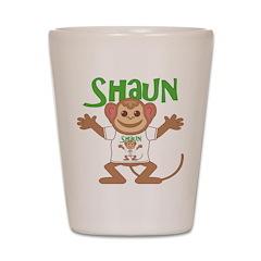 Little Monkey Shaun Shot Glass