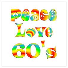 Retro 60's Poster