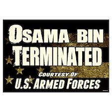 Osama Bin Terminated