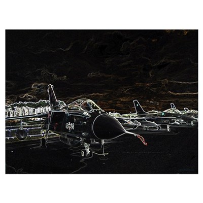 RAF Tornado Aero-Art Poster
