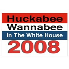 Republican Mike Huckabee 2008 Poster