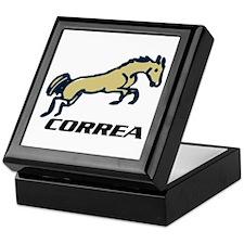 Correa Stallion Inc. Keepsake Box