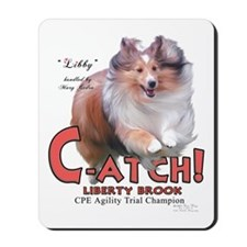 C-ATCH Libby Mousepad