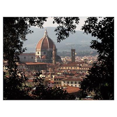 Duomo, Florence Poster