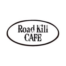 Road Kill Cafe Patches