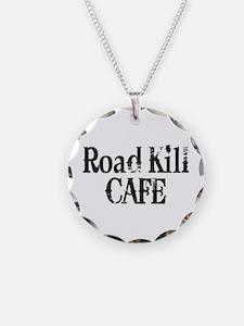 Road Kill Cafe Necklace