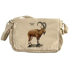 Nubian Ibex Messenger Bag