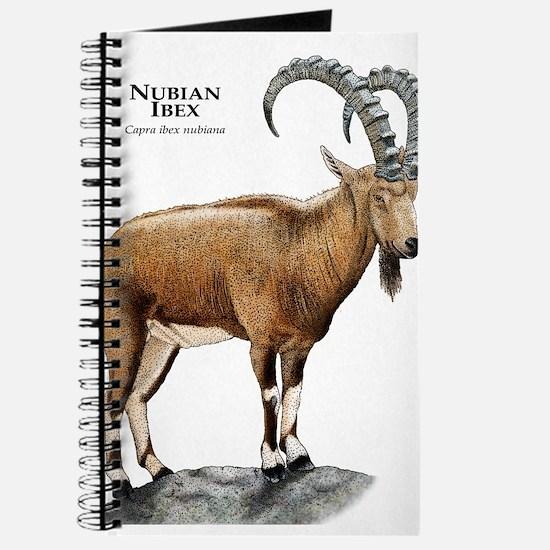 Nubian Ibex Journal