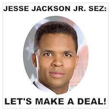 Jesse Jackson Jr. Poster