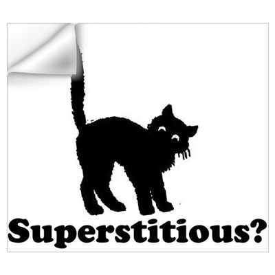 Superstitious Wall Decal