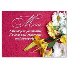 Mom, I Love You Poster