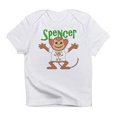 Little Monkey Spencer Infant T-Shirt