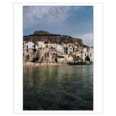 Visions of Sicily Canvas Art