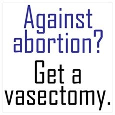 VASECTOMY Poster