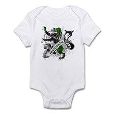Abercrombie Tartan Lion Infant Bodysuit
