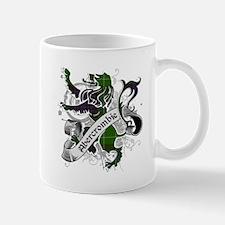 Abercrombie Tartan Lion Mug