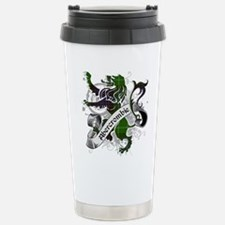 Abercrombie Tartan Lion Travel Mug