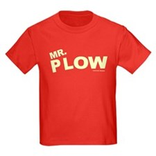 Mr Plow T