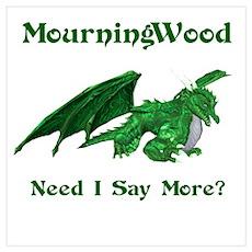 MourningWood Poster
