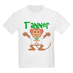 Little Monkey Tanner T-Shirt