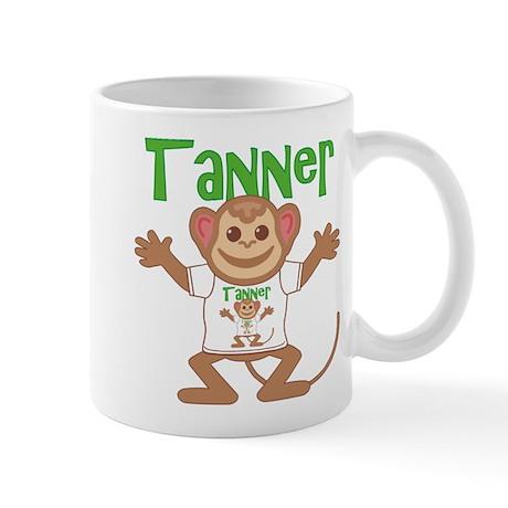 Little Monkey Tanner Mug