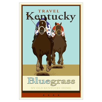 Travel Kentucky Poster