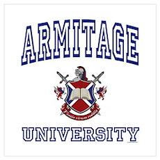 ARMITAGE University Poster