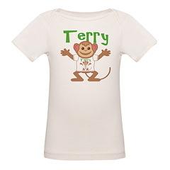 Little Monkey Terry Tee