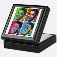 Unique Barack Keepsake Box
