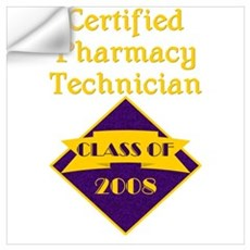 Pharmacy Tech Wall Decal