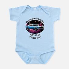Ford Mustang Boss 302 Infant Bodysuit