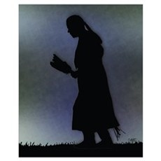 Evening Prayer Poster