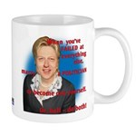 Billary Clinton Mug