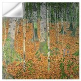 Birch wood Wall Decals