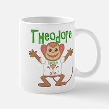Little Monkey Theodore Mug