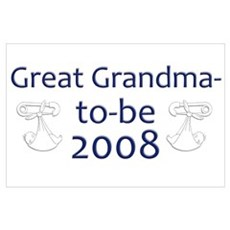 Great Grandma-to-Be 2008 Poster