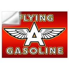 Flying A Gasoline Wall Decal