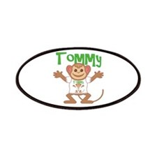 Little Monkey Tommy Patches