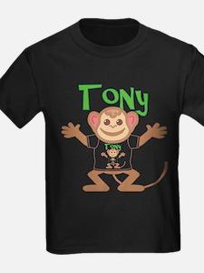 Little Monkey Tony T
