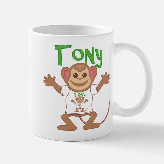 Little Monkey Tony Mug