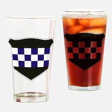 Cute Army 99th Drinking Glass