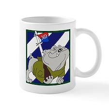 3ID Rocky Bulldog Small Mug
