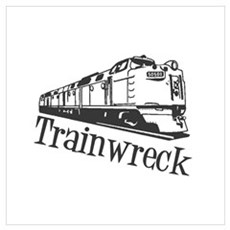 Trainwreck Poster
