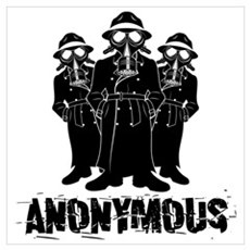 Anonymous Canvas Art