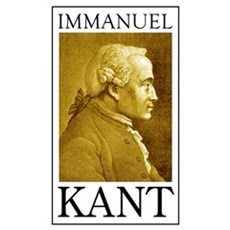 Immanuel Kant Poster