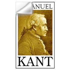 Immanuel Kant Wall Decal