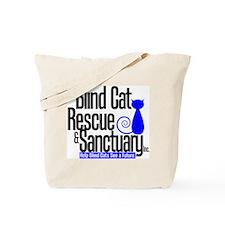 Blind Cat Rescue & Sanctuary Tote Bag