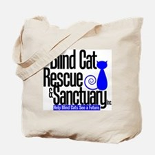 Blind Cat Rescue & Sanctuary Tote Bag
