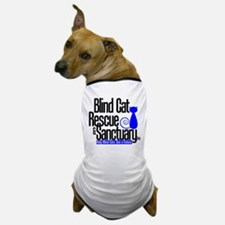 Blind Cat Rescue & Sanctuary Dog T-Shirt