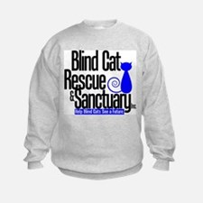 Blind Cat Rescue & Sanctuary Sweatshirt